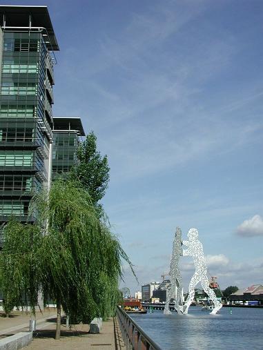 Berlin - Treptower Park - Running Maps in the World